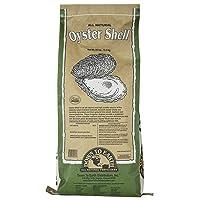 Down to Earth Organic White Oyster Shell OMRI, 25 lb