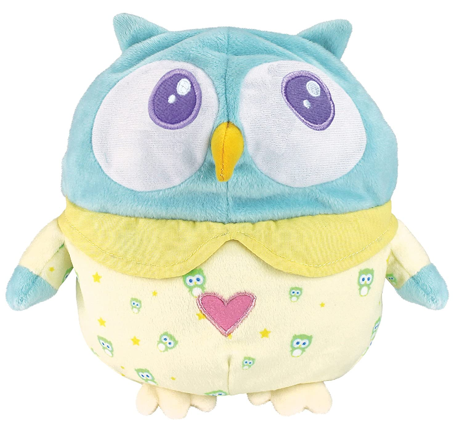 Owl with Night-Light and Music Mirari OK to Wake Toys & Games Pre ...