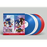 SONIC ADVENTURE & SONIC ADVENTURE 2 OFFICIAL SOUNDTRACK VINYL EDITION SIGNED LIMITED BOX