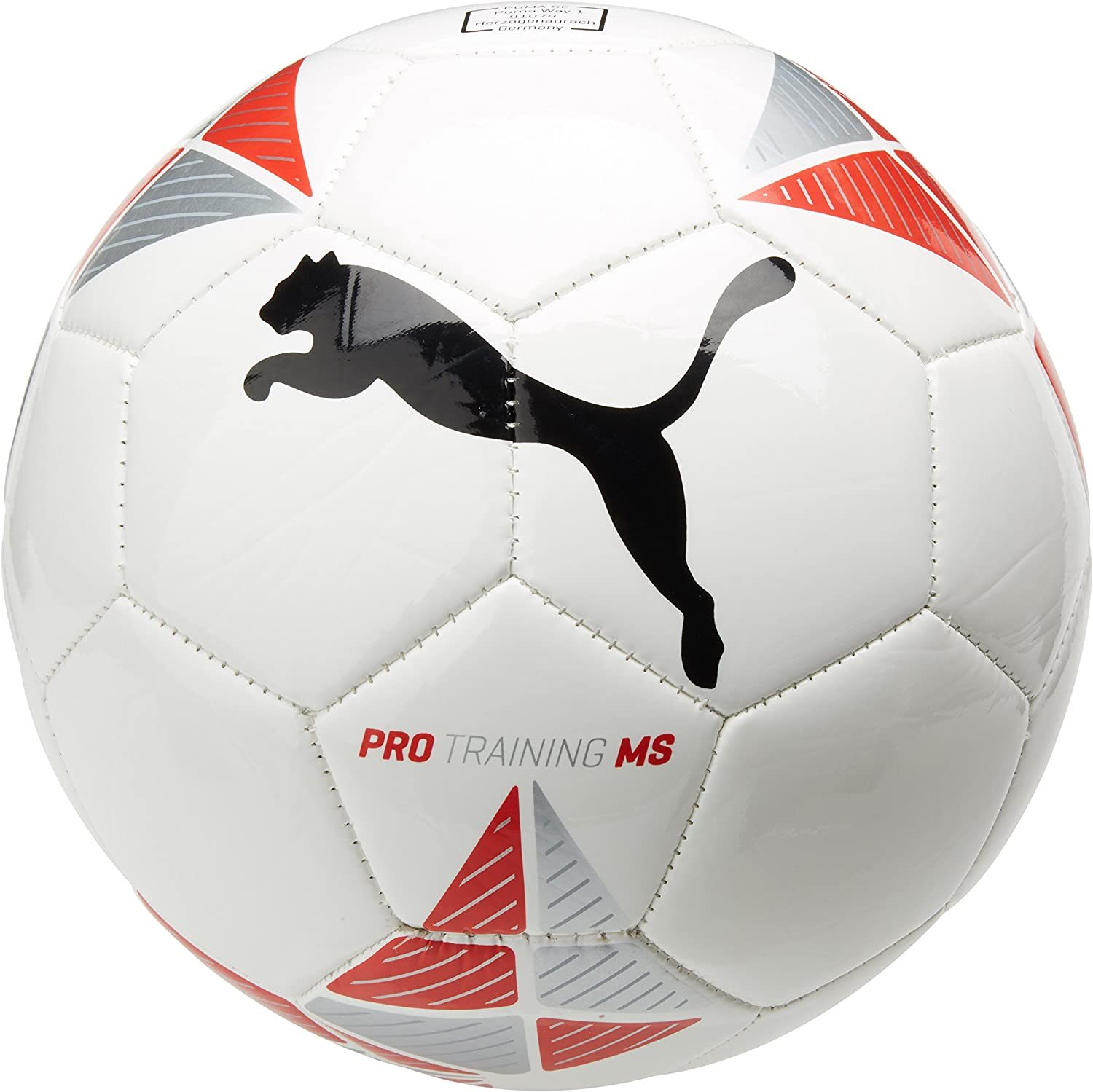 PUMA Pro Training MS Ball - Balón de fútbol, Talla 3: Amazon.es ...