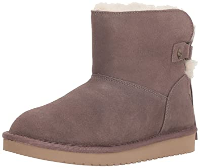 3e847b2a3fb Koolaburra by UGG Women s W Jaelyn Mini Fashion Boot Cinder 05 Medium US