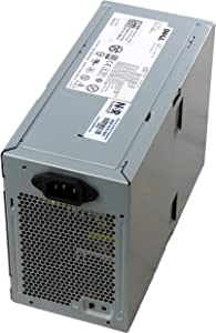 Genuine R622G Dell 1100W Power Supply Without Harness For the Precision T7500 System, Compatible Dell Part Number: G821T, Model Number: H1100EF-00 (Renewed)