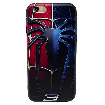 I-CHOOSE LIMITED Marvel IMD Estuche IMD (Tecnología de Decoración en Molde) para Apple iPhone 7 (4.7