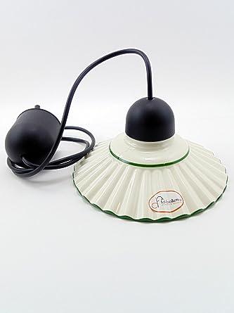 Lámpara Diseño Negro Techo, Lámparas cable de plástico con ...