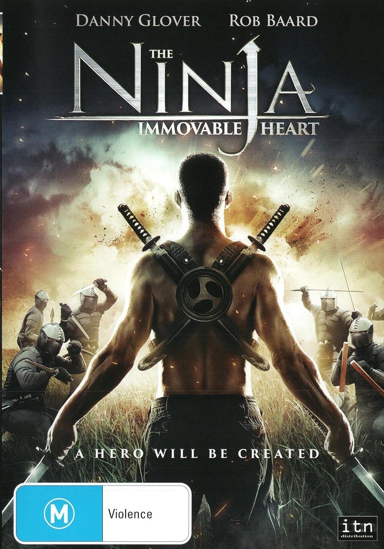 Amazon.com: The Ninja Immovable Heart | NON-USA Format | PAL ...