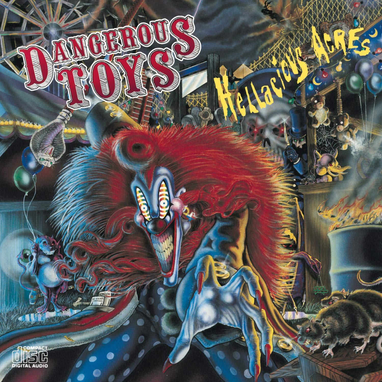 Hellacious Acres: Dangerous Toys: Amazon.es: Música