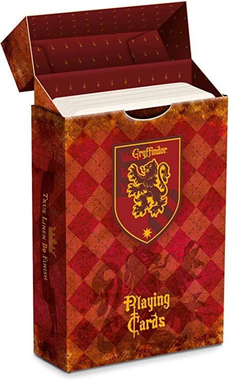 Cartamundi Harry Potter House - Juego de Cartas: Amazon.es ...
