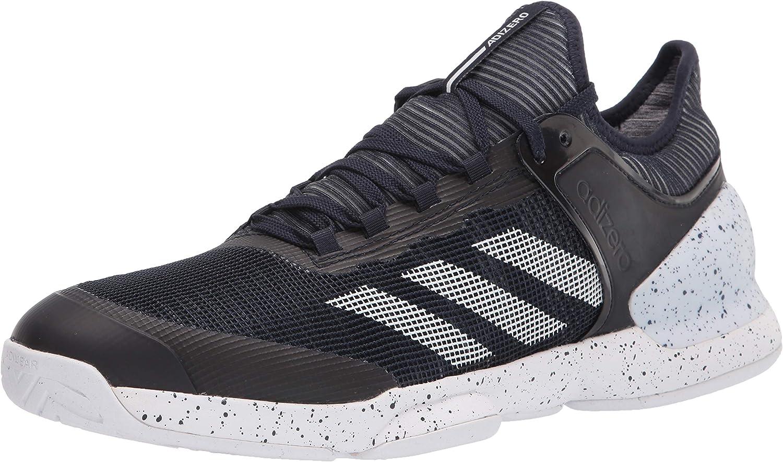Amabilidad Auroch Malgastar  Amazon.com | adidas Men's Adizero Ubersonic 2 Tennis Shoe | Tennis &  Racquet Sports