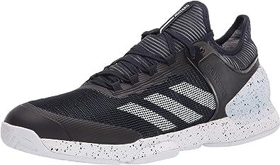 mediodía castigo álbum de recortes  Amazon.com | adidas Men's Adizero Ubersonic 2 Tennis Shoe | Tennis &  Racquet Sports