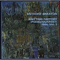 Knitting Factory Piano/Quartet Vol.1 1994