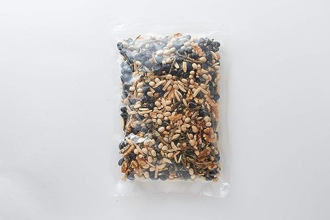 カルシウム・たんぱく質をおやつで補給!!【業務用】黒豆入り!!小魚ナッツ500g