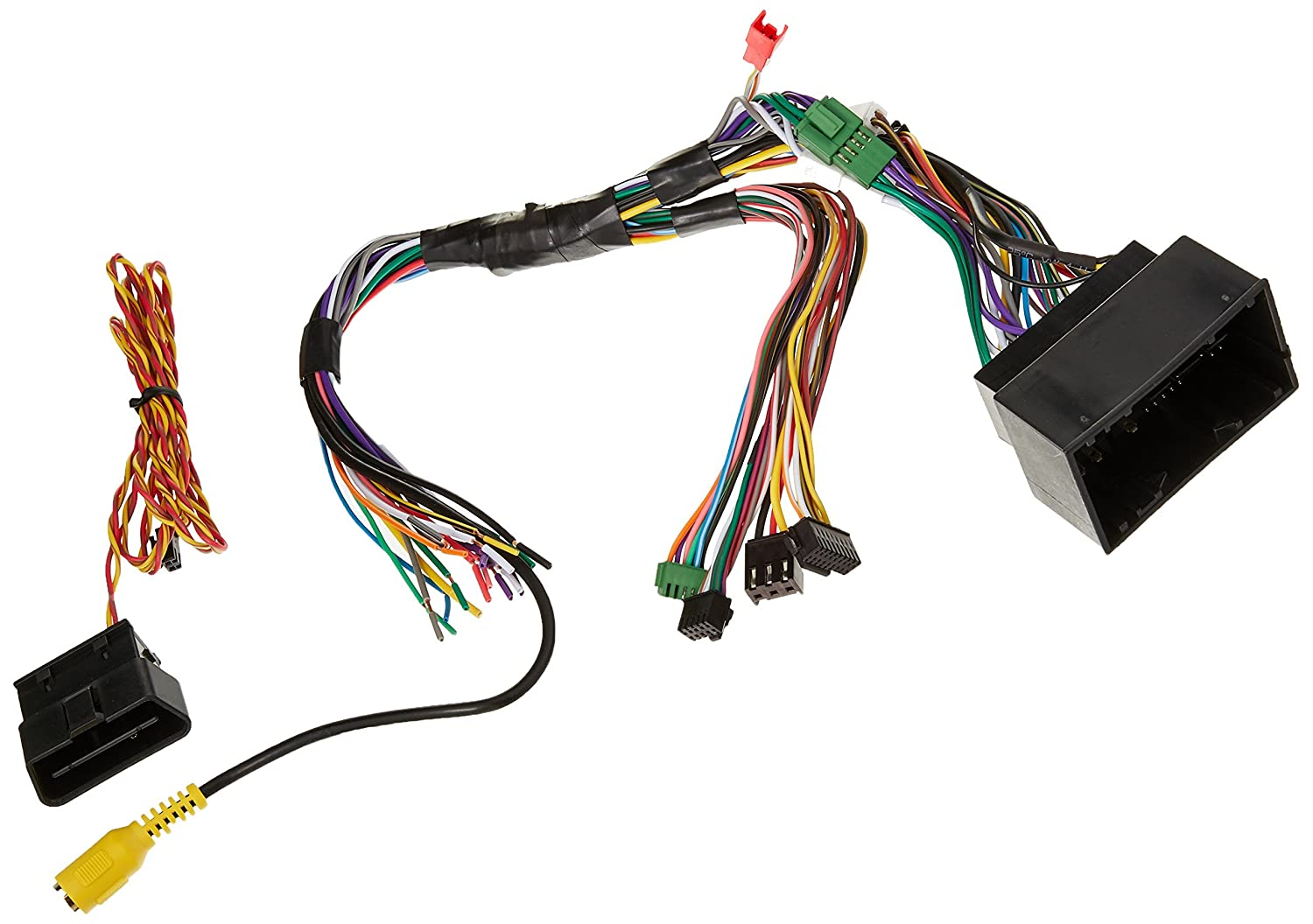 Amazon.com: iDatalink Maestro ADS-HRN-RR-CH3 CH3 Plug & Play T-Harness for  Chrysler,Dodge,Jeep: Cell Phones & Accessories