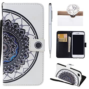 felfy iphone 8 flip case
