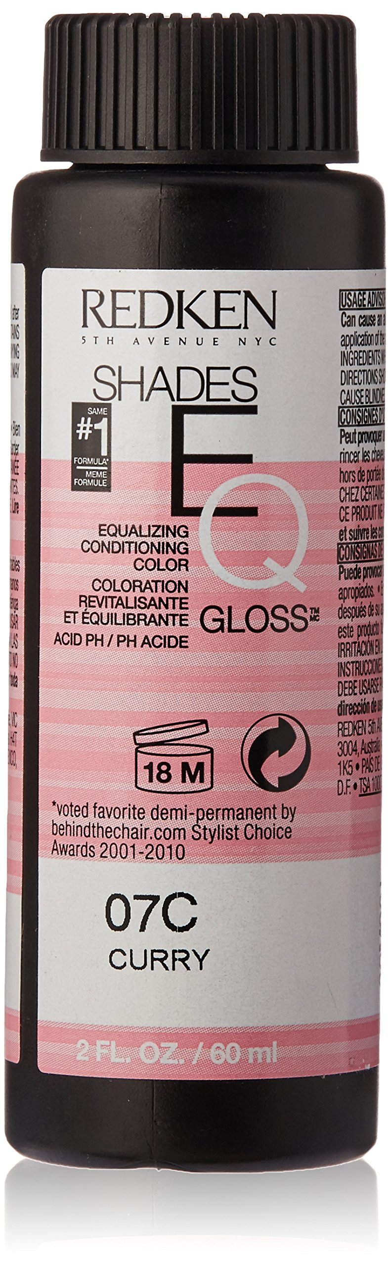 Amazon Com Redken Shades Eq Equalizing Conditioning Color Gloss