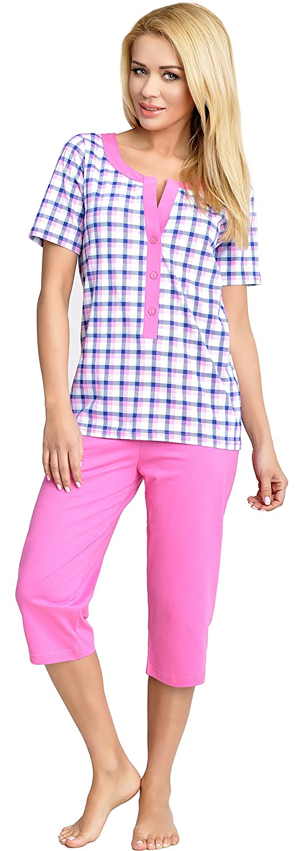 Be Mammy Damen Schlafanzug Stillpyjama G1BR32LL2
