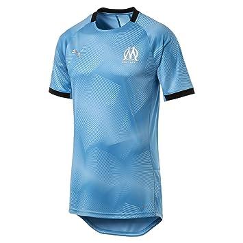PUMA Olympique De Marseille Graphic with Sponsor Logo