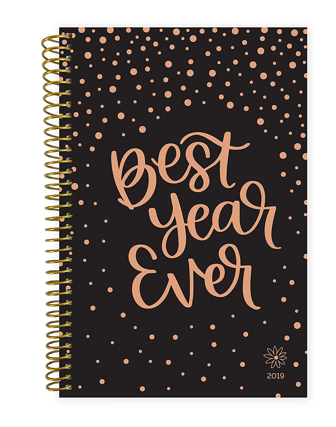 Amazon Bloom Daily Planners 2019 Calendar Year Day Planner