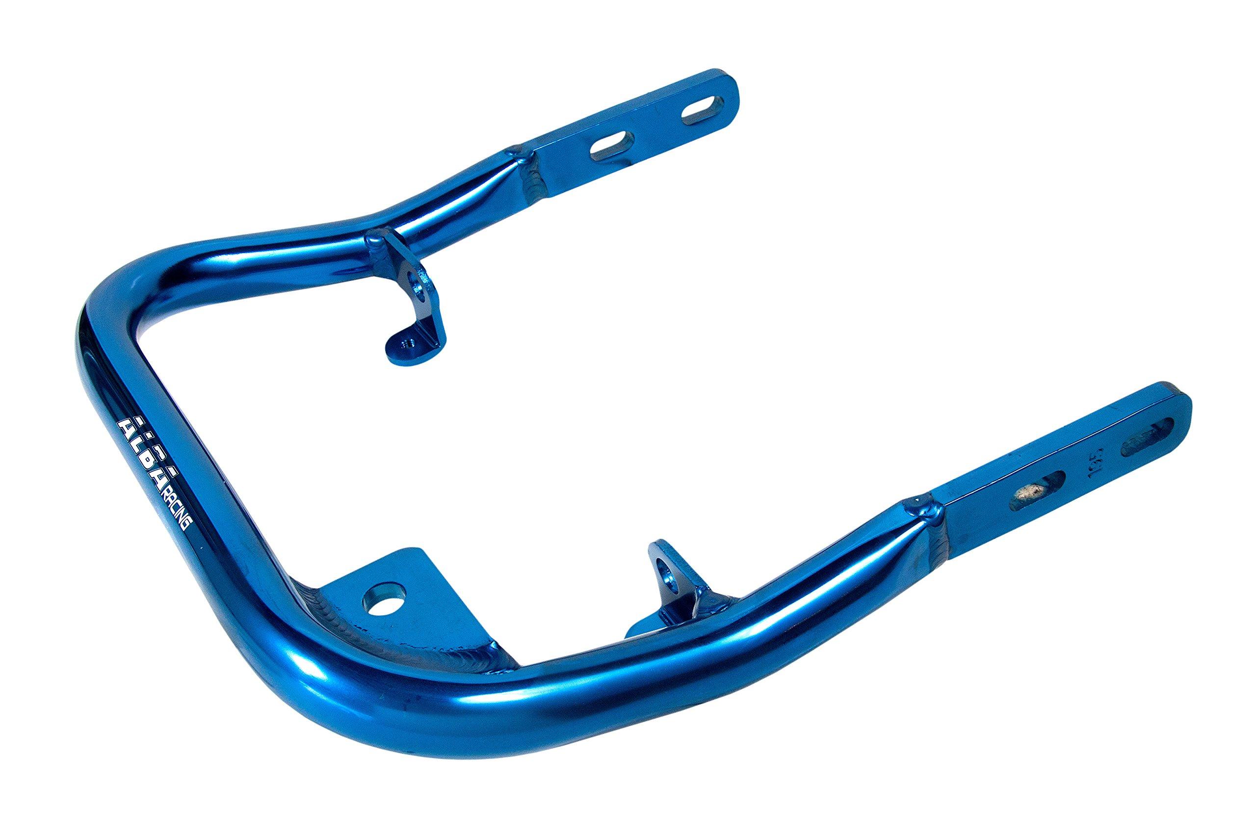 Suzuki LTR 450 (2006-2009) ATV Rear Grab Bar Bumper Blue