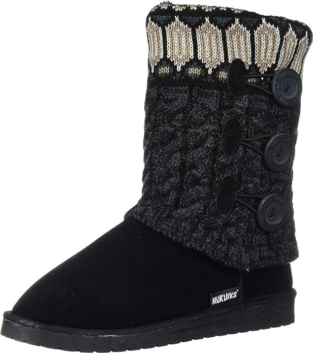 MUK LUKS Womens Women's Cheryl Boots Fashion Boot