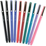 Marvy 4300-10A Le Pen Acid-Free Non-Toxic Pen, Micro Fine Tip, Assorted Color (Pack of 10)
