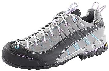 La Sportiva Hyper Gtx® Blau, Damen Gore-Tex® Hiking- & Approach-Schuh, Größe EU 40 - Farbe Fjord Damen Gore-Tex® Hiking- & Approach-Schuh, Fjord, Größe 40 - Blau