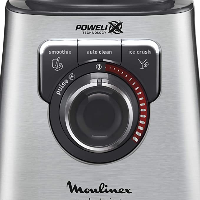 Moulinex Perfect Mix+ LM811D10 Batidora de vaso de 2 litros y 1200 ...