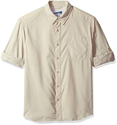 White Sierra Men's Bug Free Sanibel II Long Sleeve Shirt Review