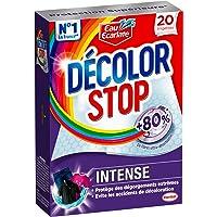Eau Ecarlate - Décolor Stop Intense - Lingette anti decoloration - Etui de 20 Lingettes
