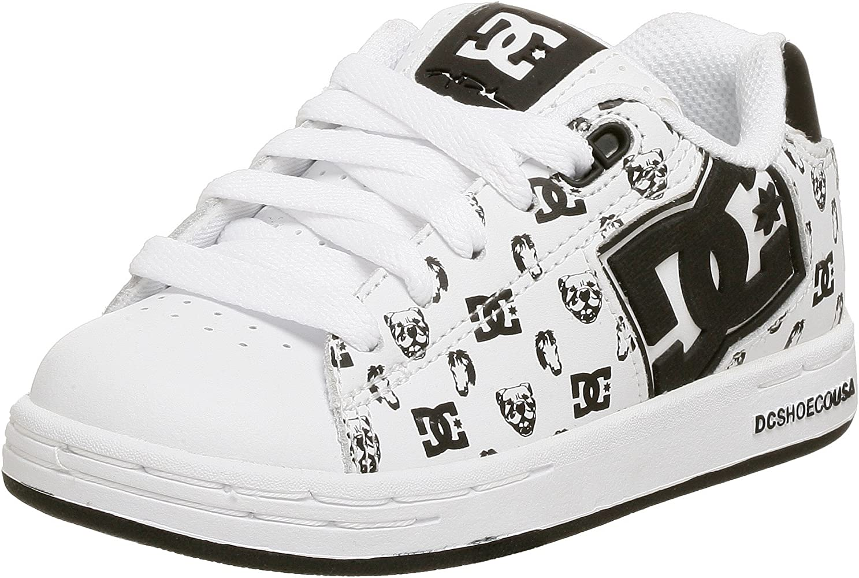 DC Kids Rob Dyrdek Skate Shoe (Little
