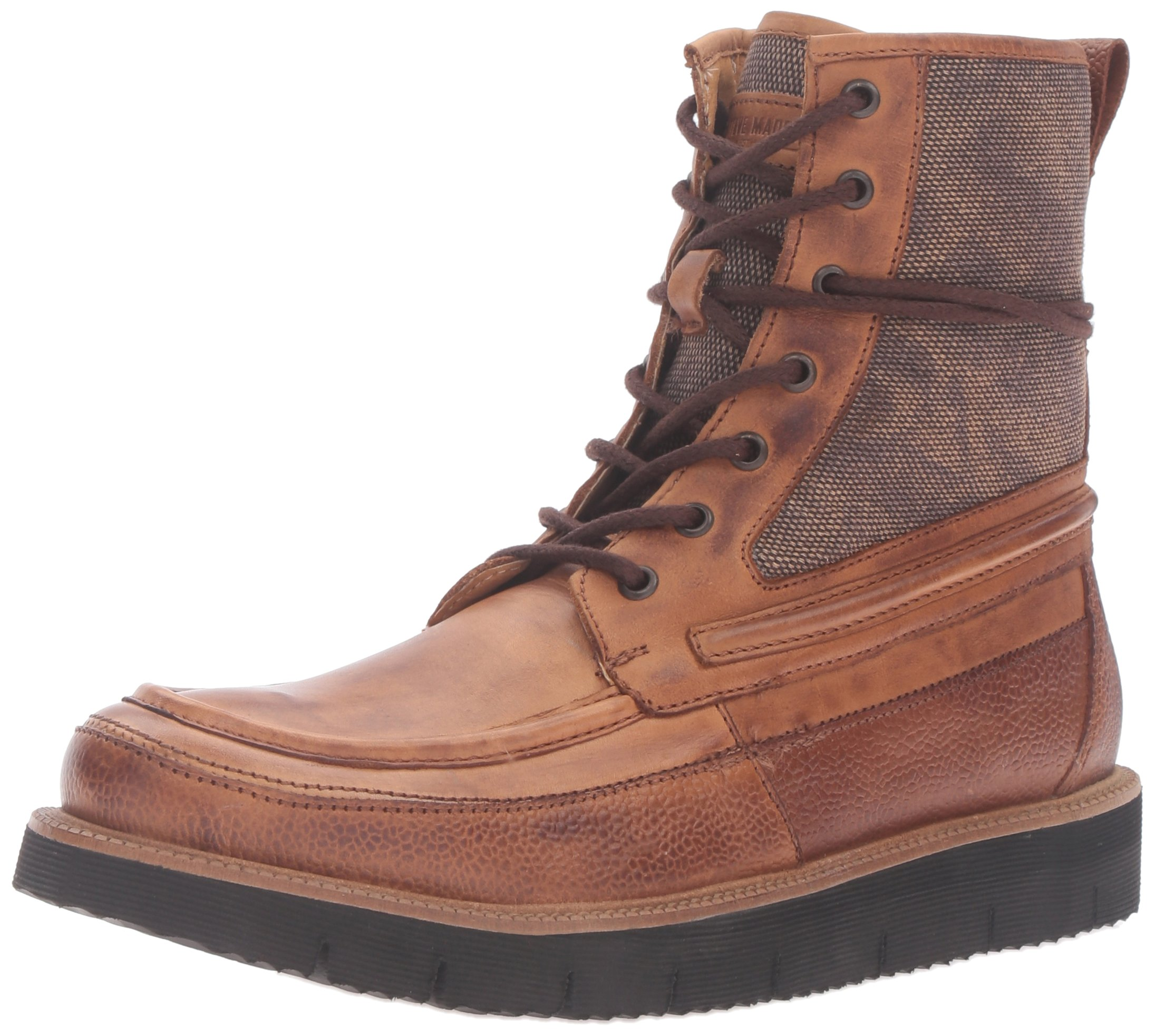 Steve Madden Men's Redmund Winter Boot, Tan, 11 M US