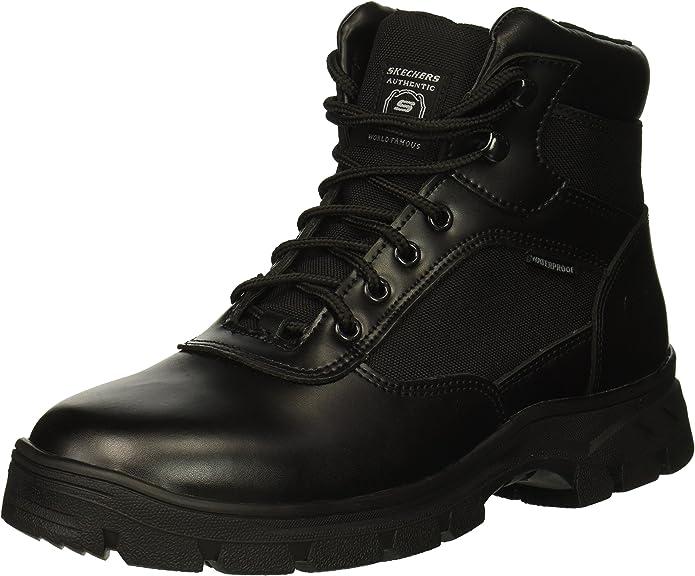 explorar Abrumador Panda  Skechers Men's Wascana Classic Boots: Amazon.co.uk: Shoes & Bags