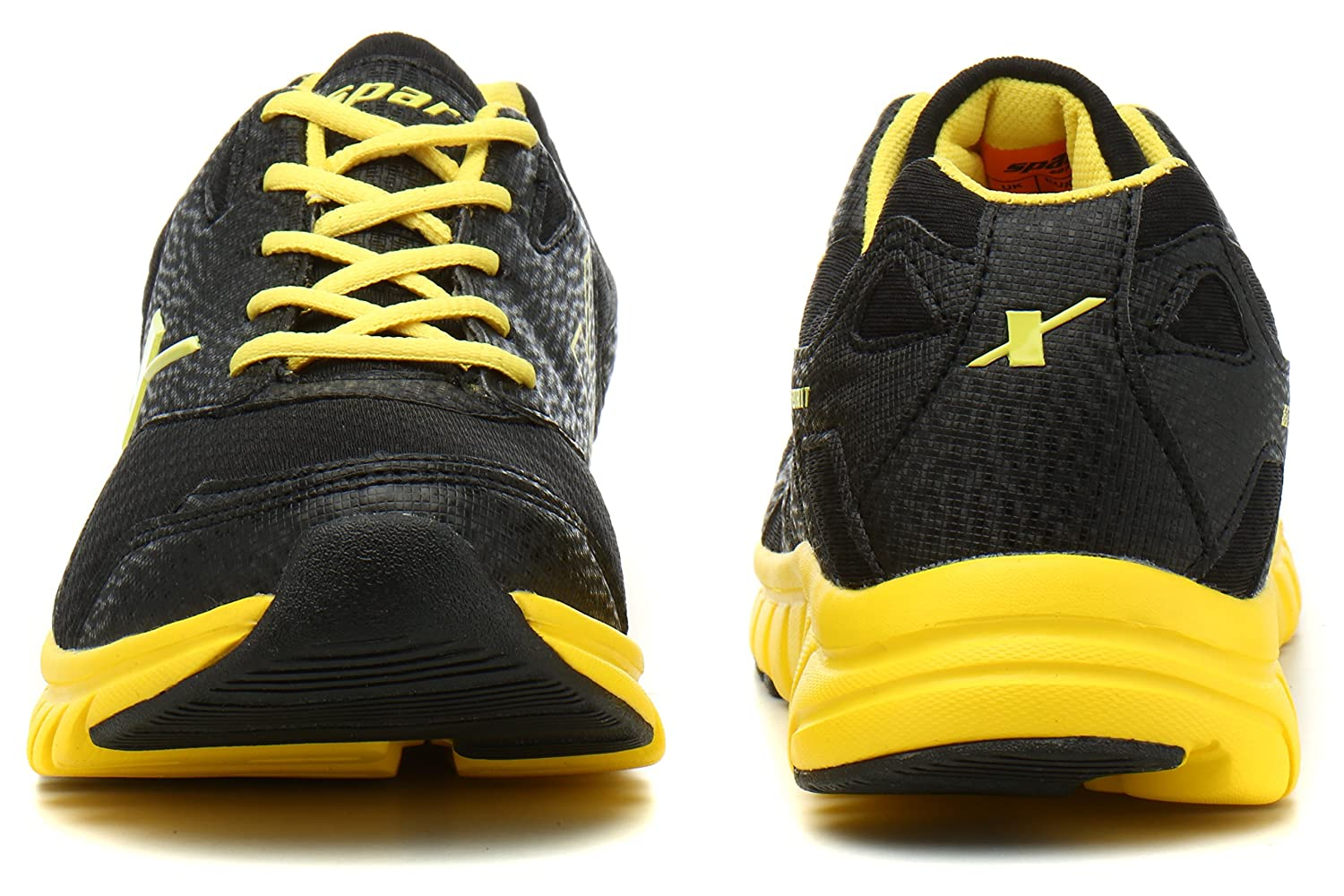 7e019a1bdd6eb5 Sparx Men s Mesh Running Shoes  Buy Online at Low Prices in India -  Amazon.in