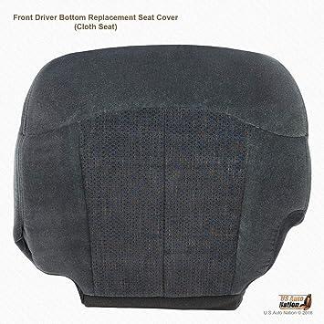 2001 2002 Chevy Silverado 1500 1500HD Driver Bottom Cloth Replacement Cover Tan
