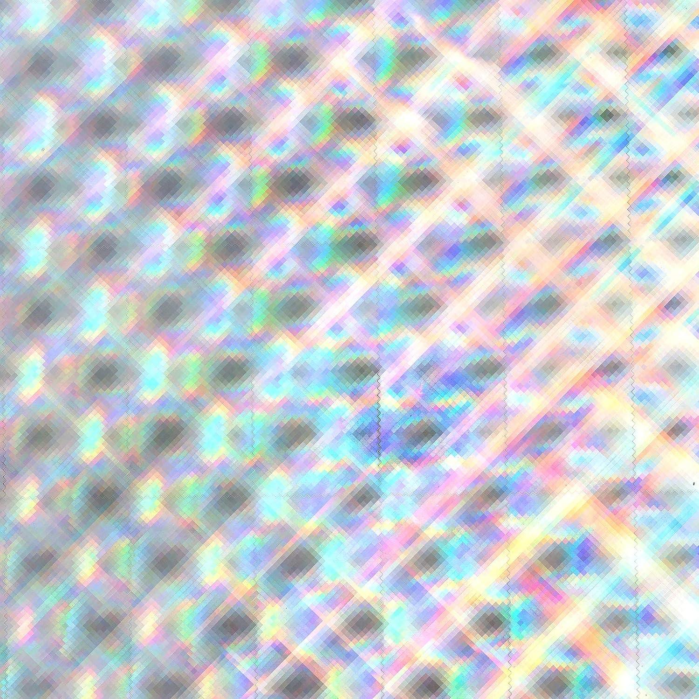 Heidi Swapp 314496 Reactive Foil Silver Square