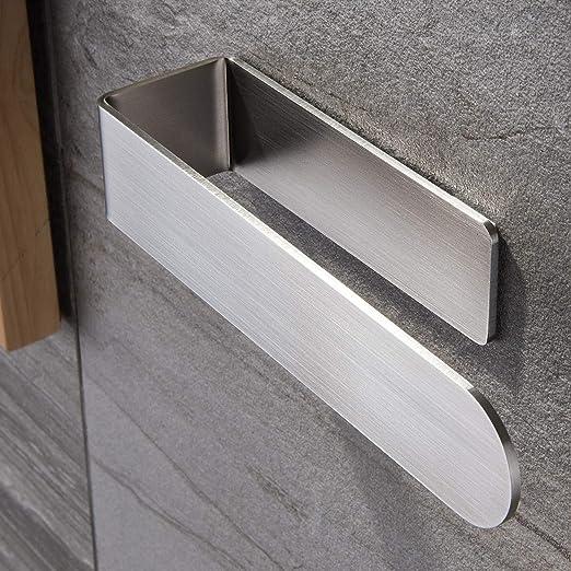 Ruicer Handtuchring/Handtuchhalter Bad Ohne Bohren Handtuchstange  Selbstklebend Edelstahl für Badezimmer und Küche