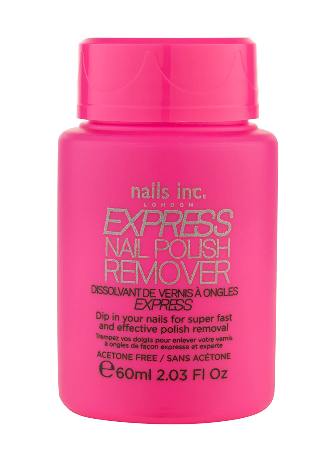 Amazon.com: Nails Inc Express Nail Polish Remover pot: Health ...