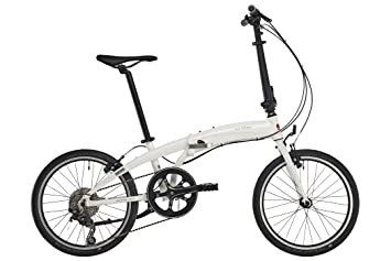 Ortler London Race Elite - Bicicletas Plegables - Blanco 2018