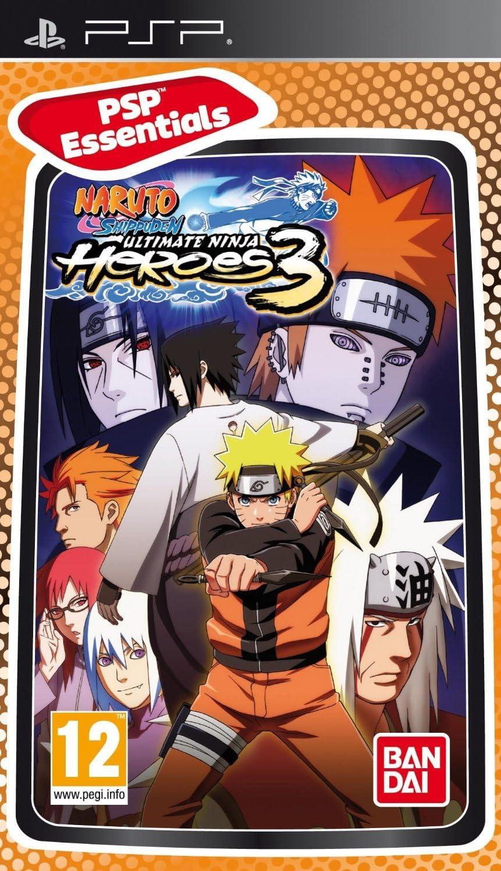 Naruto Shippuden 3: Ultimate Ninja Heroes [Reedición]: Amazon.es: Videojuegos