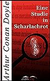 Eine Studie in Scharlachrot (German Edition)