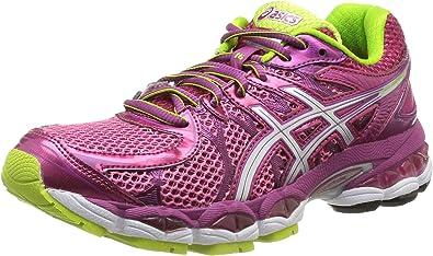 Leo un libro toque Cirugía  ASICS GEL-NIMBUS 16 Women's Running Shoes - 9: Amazon.co.uk: Shoes & Bags