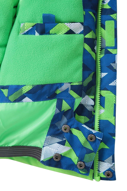 Mountain Warehouse Blade Printed Kids Waterproof Winter Ski Jacket