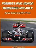'Formula One: Honda Marlboro McLaren - Ayrton Senna and Alain Prost' from the web at 'https://images-na.ssl-images-amazon.com/images/I/81ZyBlvDp2L._UY200_RI_UY200_.jpg'