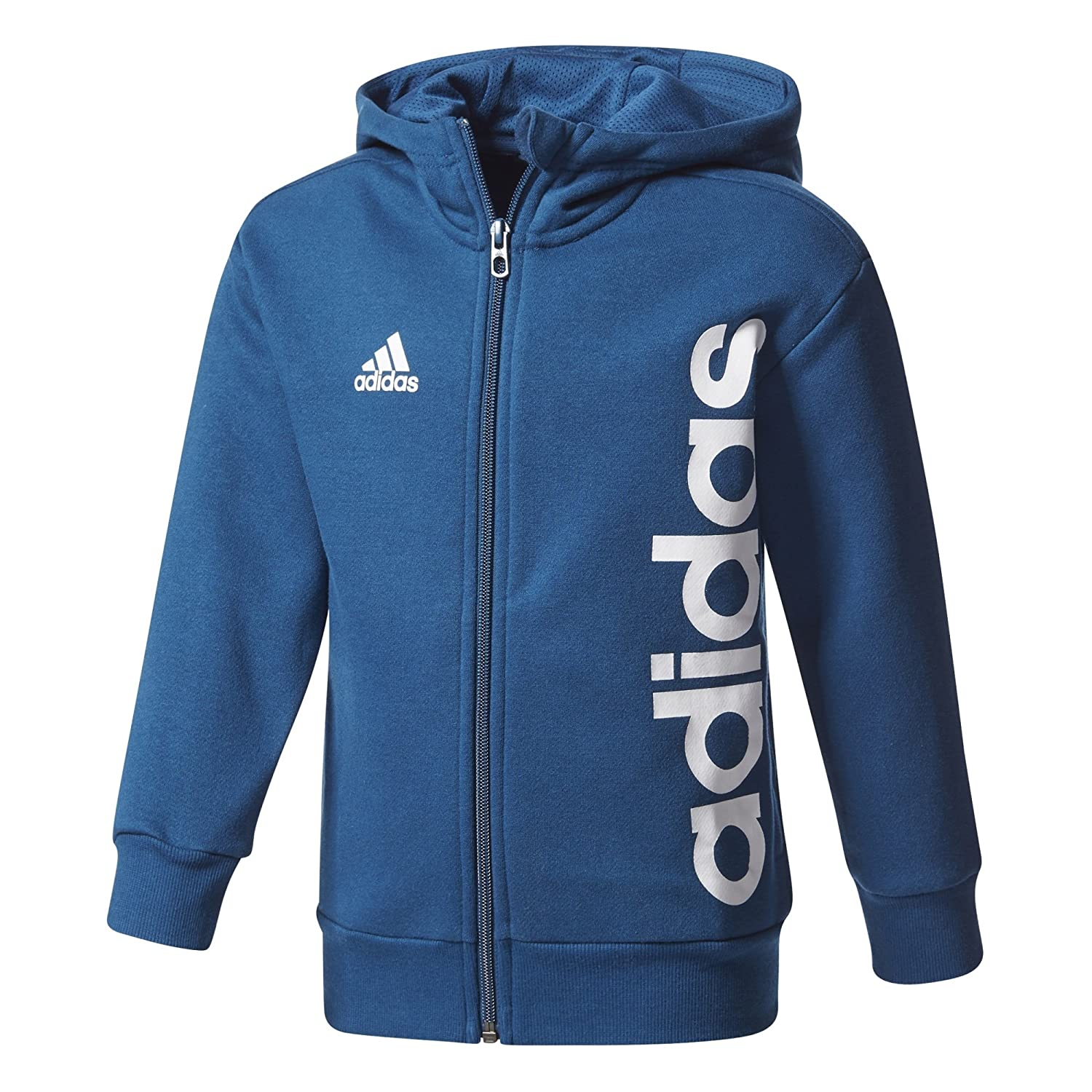 adidas Little Kids Full Zip Hoodie CE9891