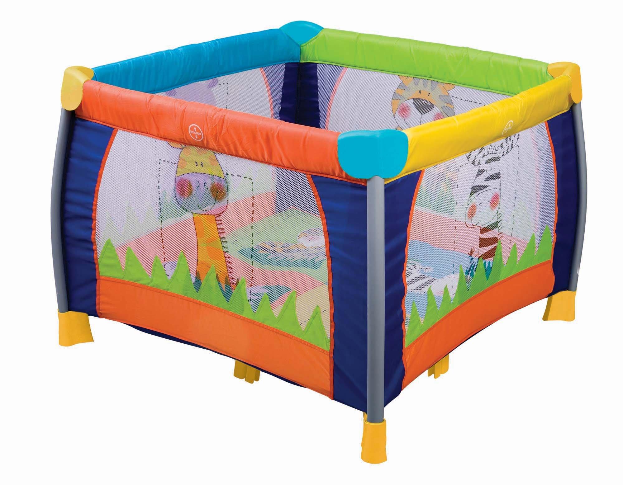 Amazon Com Delta Children Play Yard Fun In The Jungle