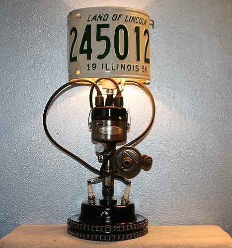 50u0027s Chevy Distributor Lamp