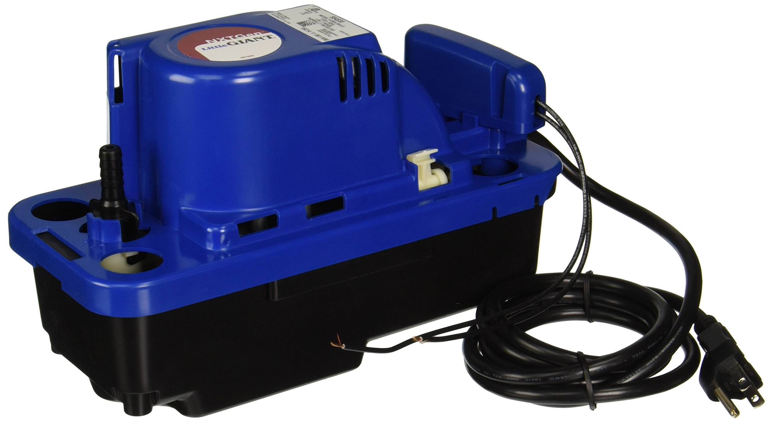 Little Giant 554530 VCMX-20ULS 115-volt Condensate Pump ... on