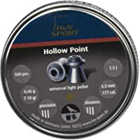 H&N Sports Hollow Point - Balines H&N Hollow Point Unisex