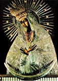 Our Lady of Grace of the Gate of Dawn Icon POSTER A3 of Ostrabrama Vilnius Lithuania Mother of Mercy Virgin Mary Art Print