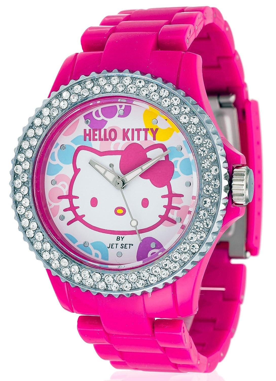 Hello Kitty - Mädchen-Armbanduhr
