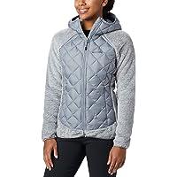 Columbia Techy Hybrid Fleece Forro, Mujer